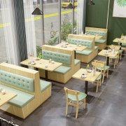 <b>贵阳自助餐厅沙发卡座桌椅定制厂家</b>